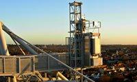 Winda przemysłowa w Croke Park, Irlandia